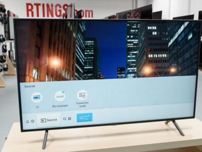 """Samsung NU7100 65"""" digitaladvice.com"""