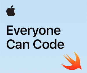 APPLE'S 'EVERYONE CAN CODE'