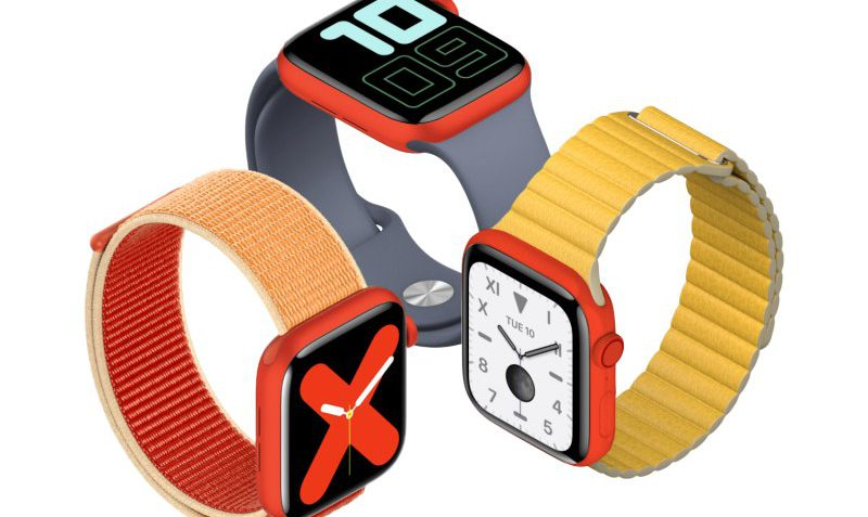 Apple may be planning to launch the PRODUCT (RED) Apple Watch Series 5 in 2020