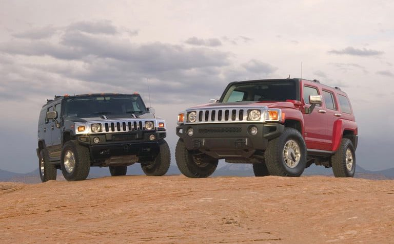 GM is serious about electric Hummer, wants LeBron James to sell it