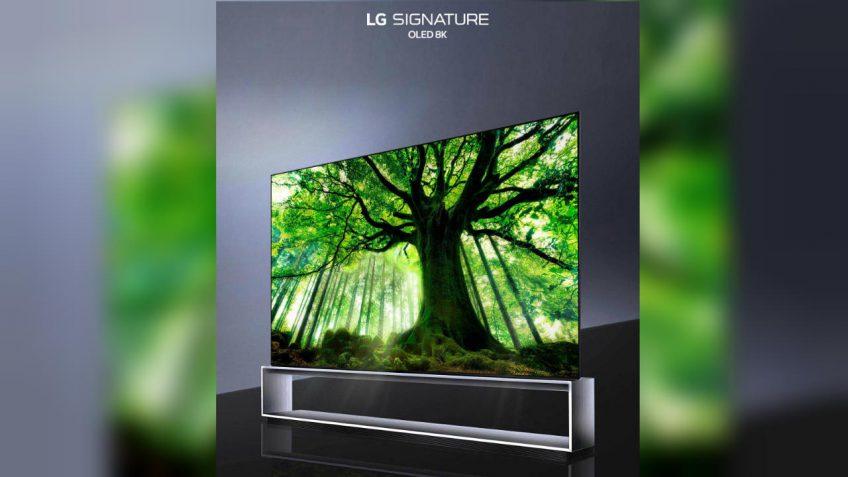 LG REVEALS RANGE OF 8K TVS AHEAD OF EVENT