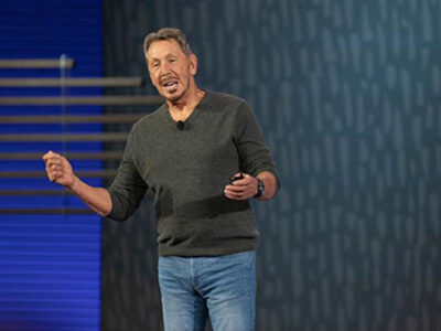 Larry Ellison Data Security digitaladvice