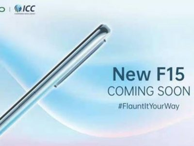 OPPO F15 CONFIRMED TO LAUNCH ON JANUARY 16, SPECS TEASED